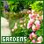 I love gardens!