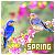I love springtime!