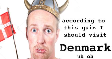 I should visit Denmark!